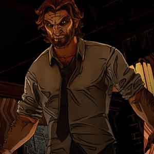 The Wolf Among Us Xbox One - Character