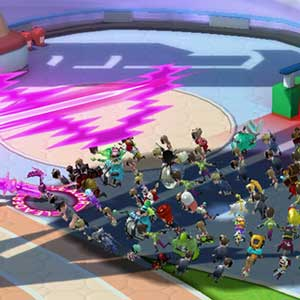 The Wonderful 101 Nintendo Wii U Defeat all enemies