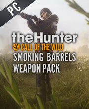 theHunter Call of the Wild Smoking Barrels Weapon Pack