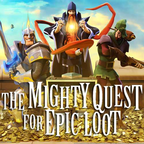 Buy Mighty Quest for Epic Loot - High Roller CD KEY Compare Prices
