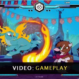 Thems Fightin Herds gameplay video