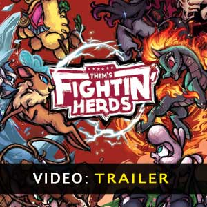 Thems Fightin Herds trailer video