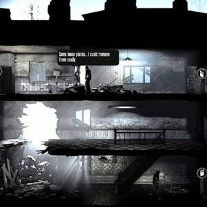 This War of Mine Game Interface