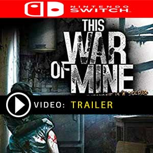 This War of Mine Nintendo Switch Prices Digital or Box Edition