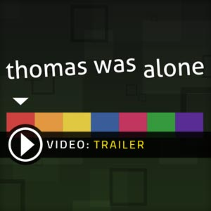 Buy Thomas Was Alone CD Key Compare Prices