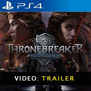 Thronebreaker The Witcher Tales trailer video