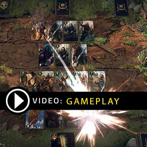 Thronebreaker The Witcher Tales PS4 Gameplay Video