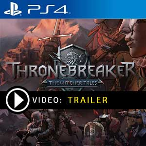 Thronebreaker The Witcher Tales PS4 Prices Digital or Box Edition