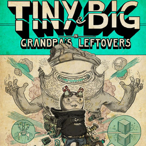 Buy Tiny & Big in Grandpas Leftovers CD Key digital download best price