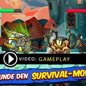 Tiny Gladiators Gameplay Video