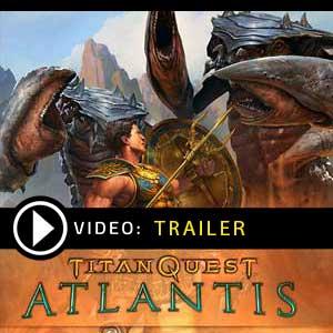 Buy Titan Quest Atlantis CD Key Compare Prices