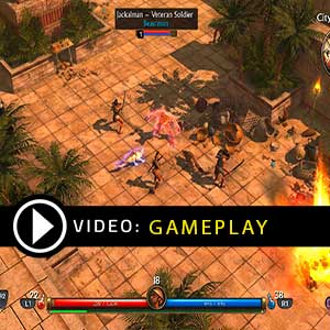 Titan Quest PS4 Gameplay Video