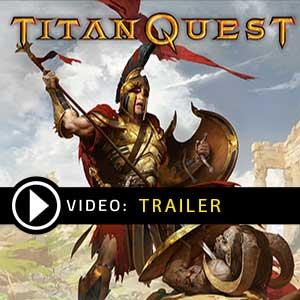 Buy Titan Quest CD Key Compare Prices