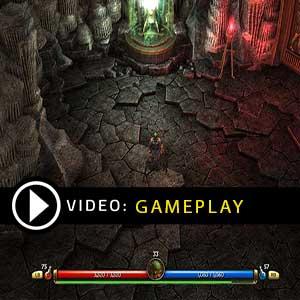 TTitan Quest Xbox One Gameplay Video