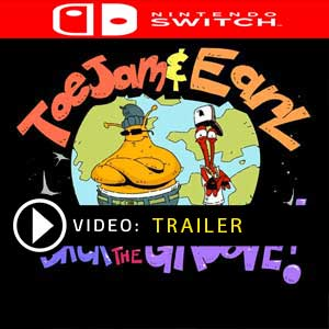 ToeJam & Earl Back in the Groove Nintendo Switch Prices Digital or Box Edition
