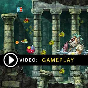 Toki Gameplay Video