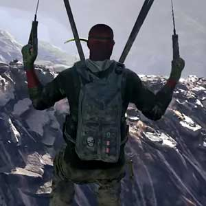 Tom Clancys Ghost Recon Wildlands Xbox One Parachute