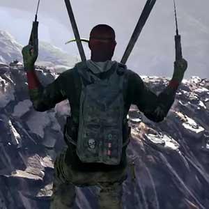 Tom Clancys Ghost Recon Wildlands PS4 Parachute