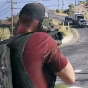 Tom Clancys Ghost Recon Wildlands PS4 Weapon
