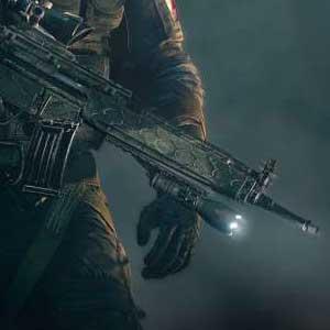 Tom Clancys Rainbow Six Siege Castle Blood Dragon Set Snake Weapon Skin