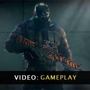 Tom Clancys Rainbow Six Siege Castle Blood Dragon Set Gameplay Video