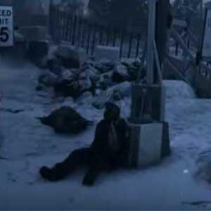Frozen Manhattan