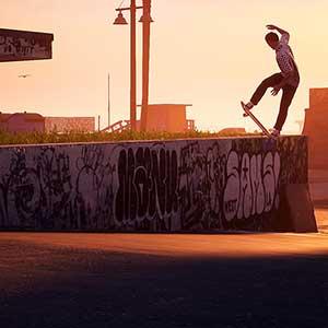 Tony Hawk's Pro Skater 1+2 Character