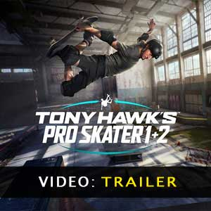 Tony Hawk's Pro Skater 1+2 Trailer Video