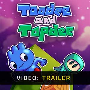 Toodee and Topdee Trailer Video