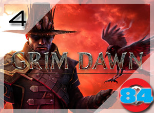 Top 10 PC Games of 2016: Grim Dawn