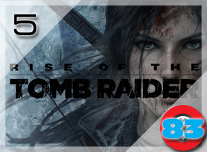 Top 10 PC Games of 2016: Rise of the Tomb Raider
