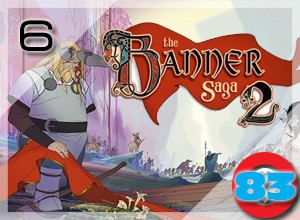 Top 10 PC Games of 2016: The Banner Saga 2