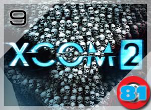 Top 10 PC Games Of 2016: XCOM 2