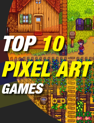 Top 10 Pixel Art Games You Should Play Allkeyshop Com