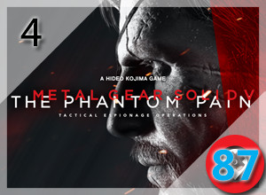 Top 10 PC Games of 2015: Metal Gear Solid V: The Phantom Pain