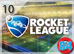 Top 10 PC Games of 2015: Rocket League