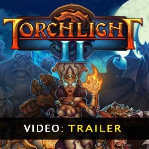 Torchlight 2 trailer video