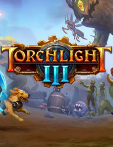 Torchlight 3 Frontiers