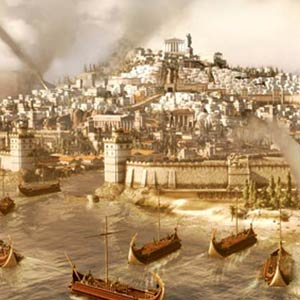 Total War ROME 2 Warships
