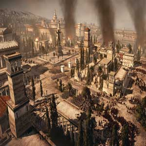 Total War Rome 2 Emperor Edition city battle