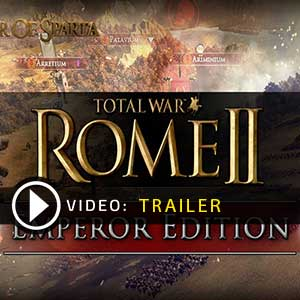 Buy Total War Rome 2 Emperor Edition CD Key Compare Prices