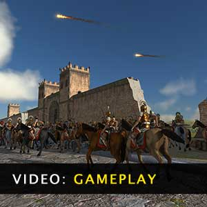 Total War ROME REMASTERED Gameplay Video