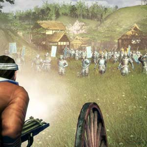 Total War Shogun 2 Fall of the Samourai - Gatling Gun