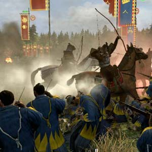 Total War Shogun 2 Fall of the Samourai - Player HUD