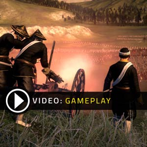 Total War Shogun 2 Fall of the Samourai Gameplay Video