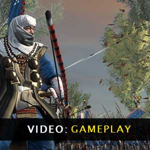 Total War Shogun 2 Gameplay Video
