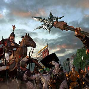 Total War THREE KINGDOMS Lu Bu