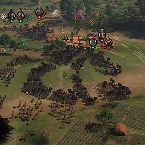 Total War THREE KINGDOMS Fates Divided Battle