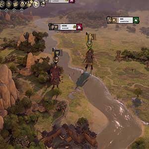 Total War THREE KINGDOMS Fates Divided Characters
