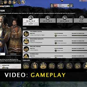 Total War THREE KINGDOMS Fates Divided Gameplay Video